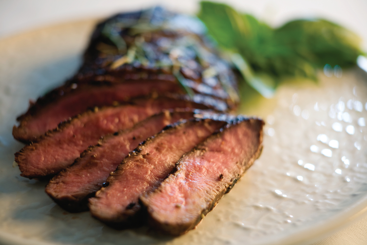 Beef - Grilled Flat-iron Steak