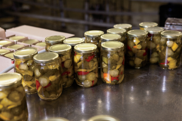 Pickle Factory Tours