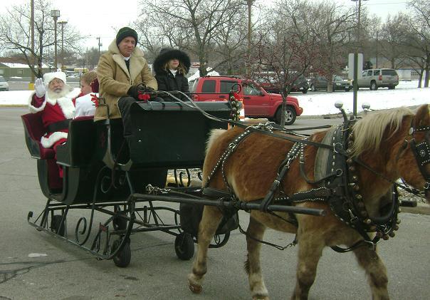 saylor sleigh ride indiana