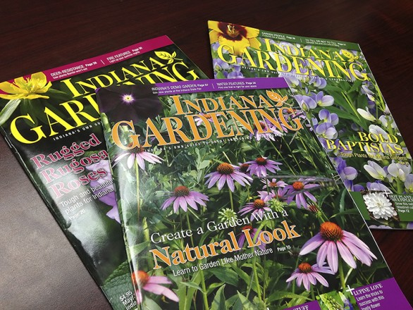 Indiana Gardening magazine