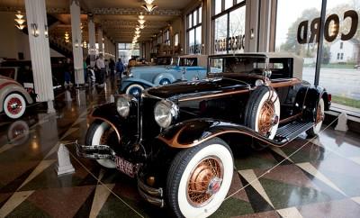 Auburn Automobile Museum