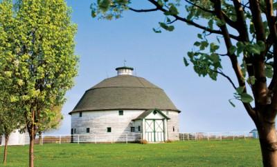 round barns