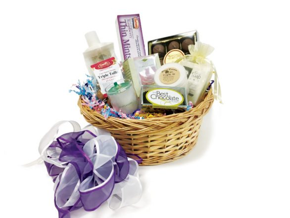 A Taste of Indiana gift baskets