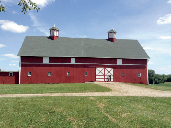 Bicentennial Barns Project Celebrates Indiana 39 S Barn Legacies