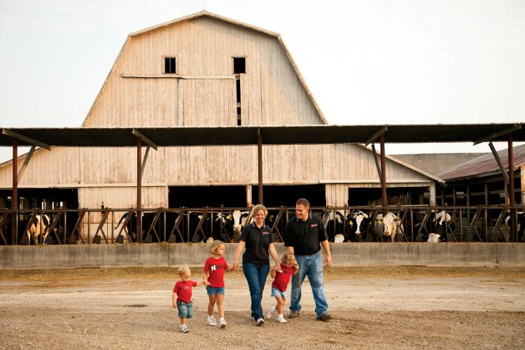 Kelsay Farms Dairy in Whiteland, Indiana