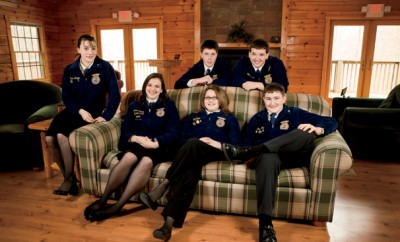 Shelby County; Shelby County FFA; FFA; FFA Indiana; Youth Camp; FFA Youth