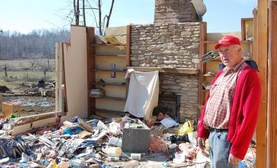 Indiana Tornado, March 2012, Paul Walden