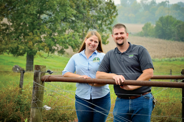 Vets Win Indiana Farm Bureau Young Farmer Excellence In Ag