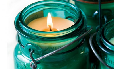 Harvest Lights by Soy Candles
