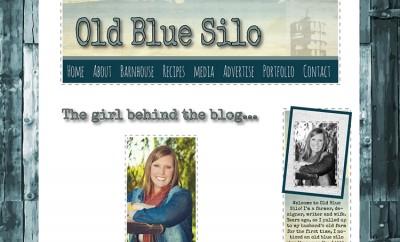 Old Blue Silo blog