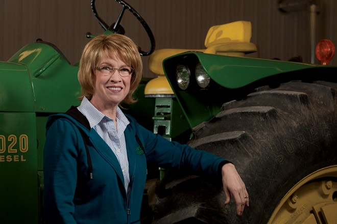 Isabella Chism; Women in Ag