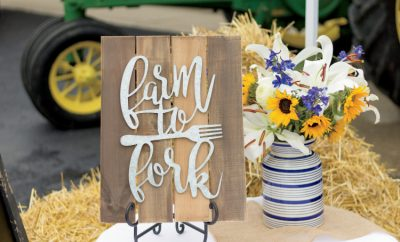 farm to fork dinner